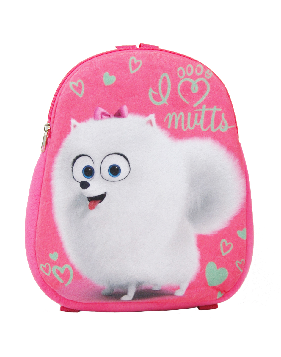 Home Kids Backpacks Secret Life Of Pets Fluffy Nursery Backpack Sl D 210