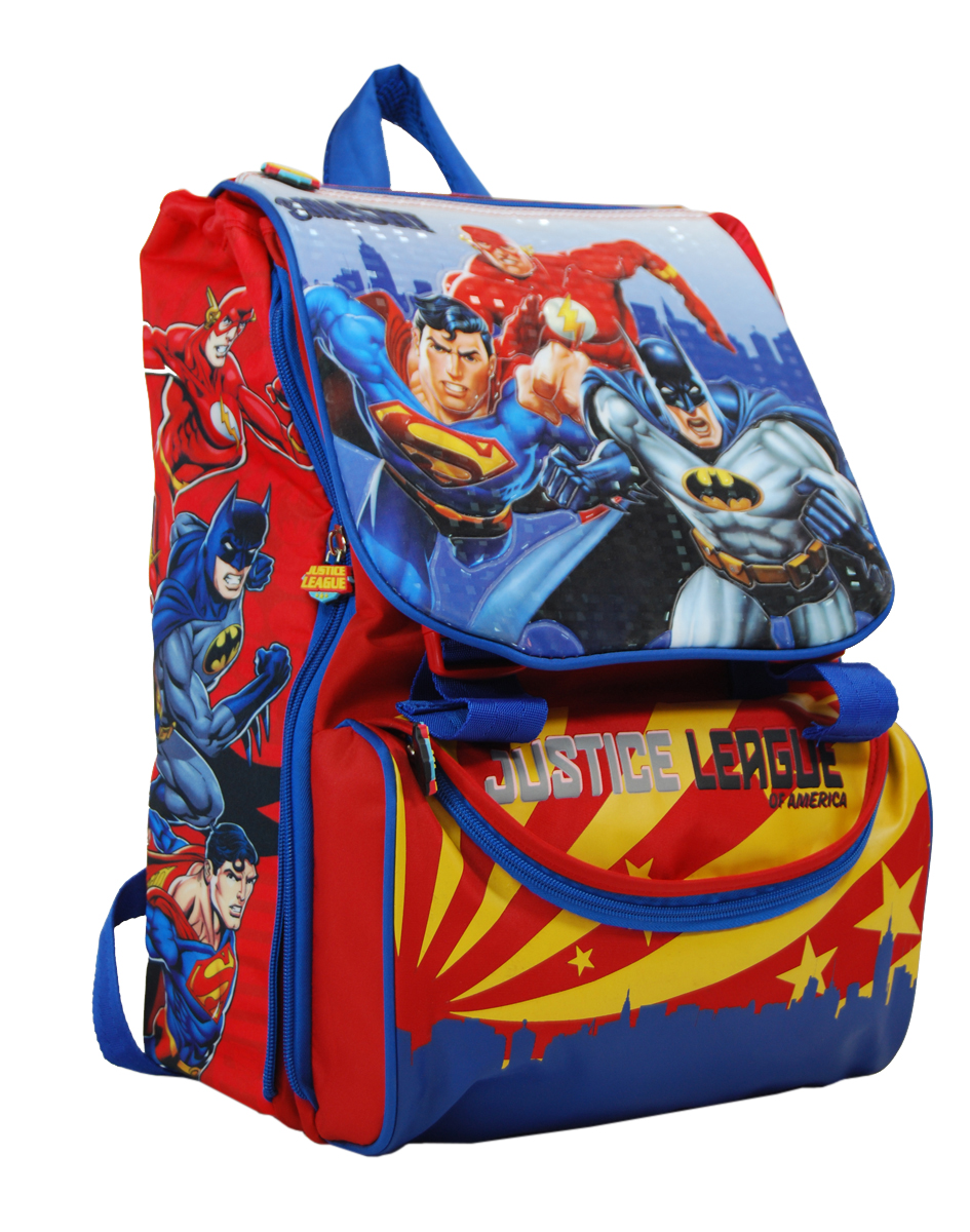 6d228bde7a Home   Kids   Backpacks   Justice League – SQUARE BACKPACK JUSTICE LEAGUE  41CM D.578