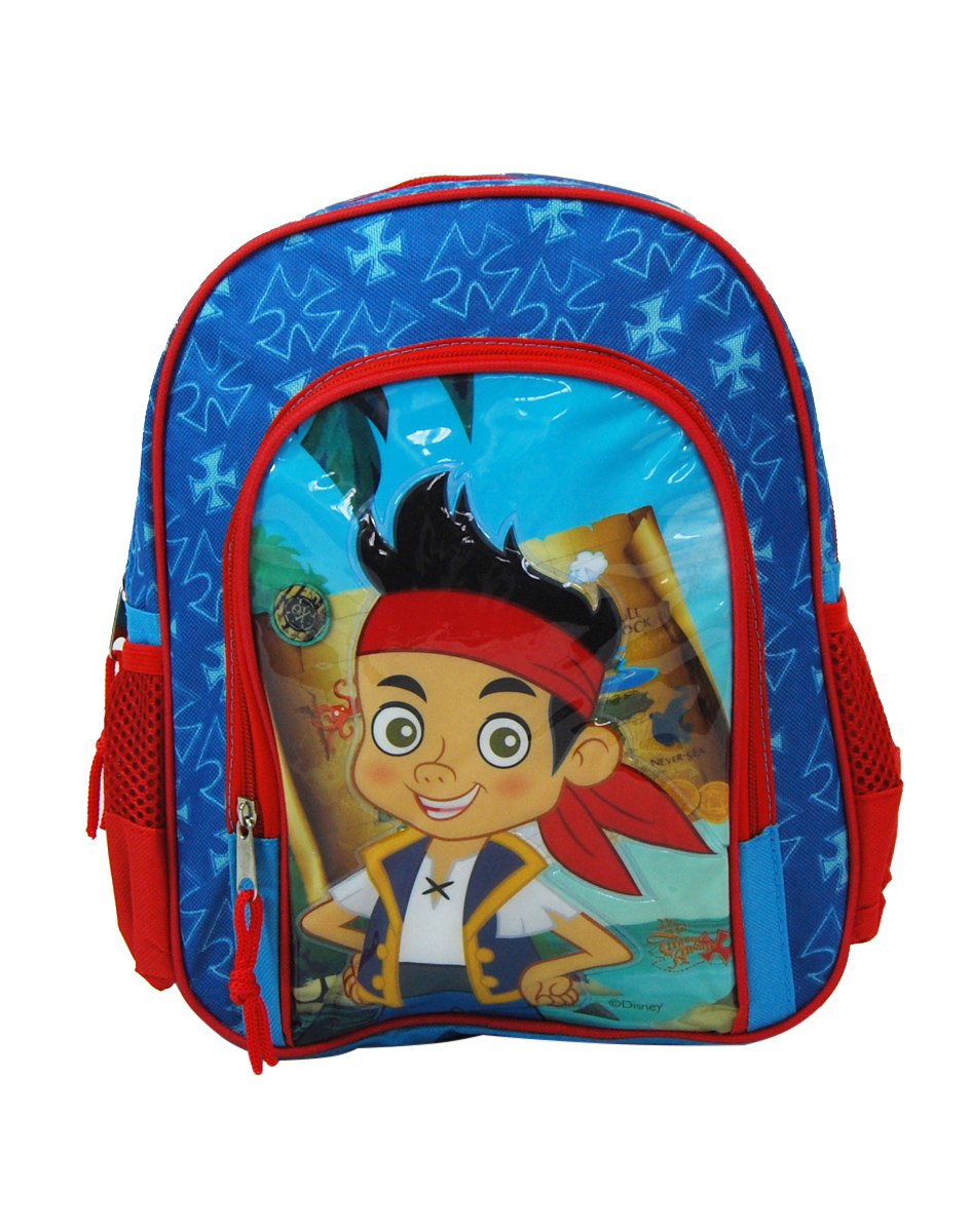 Home Kids Backpacks Jake The Pirate Mini Nursery Backpack Purate
