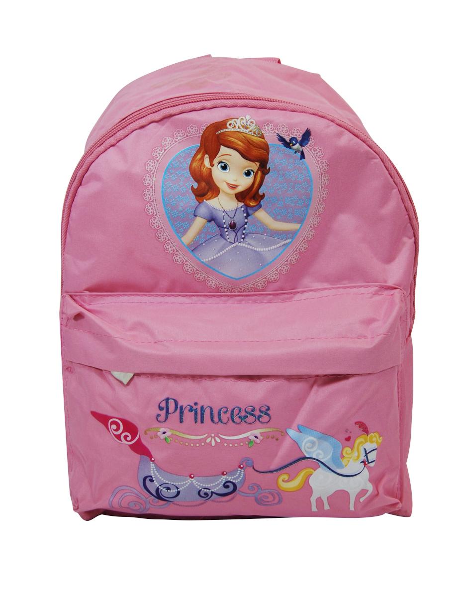 e25d7a827ac4 Home   Kids   Backpacks   BACKPACK KIDS NURSERY SOPHIA DROP STYLE WITH  FRONT POCKET 32CM D.984 PURPLE